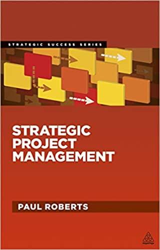 Strategic Project Management (Strategic Success)