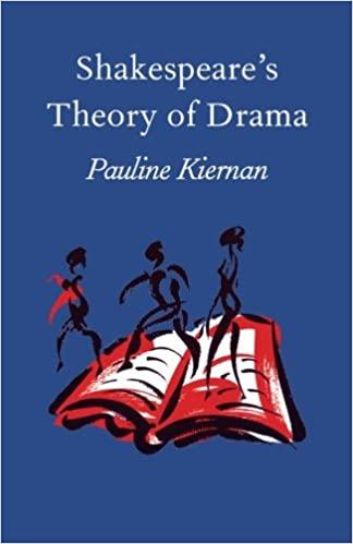 Shakespeare's Theory of Drama