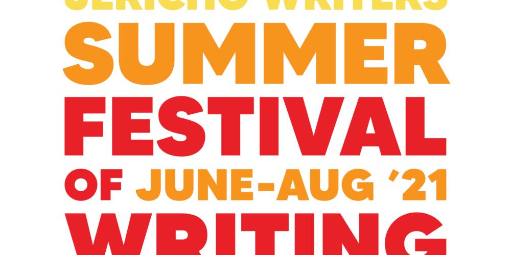 Summer Festival of Writing 2021 – Early Bird Offer