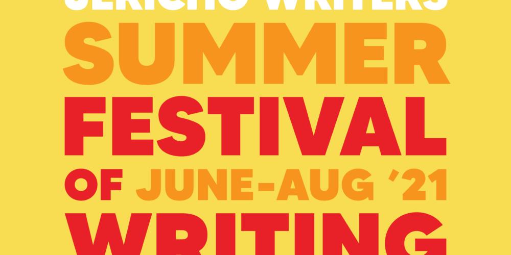 Summer Festival of Writing 2021 – Standard ticket