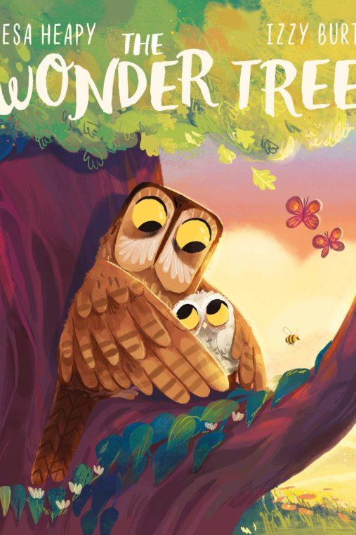 The Wonder Tree, illustrated by Izzy Burton