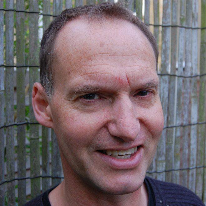 Editor Alan Durant