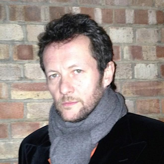 Editor Martin Ouvry