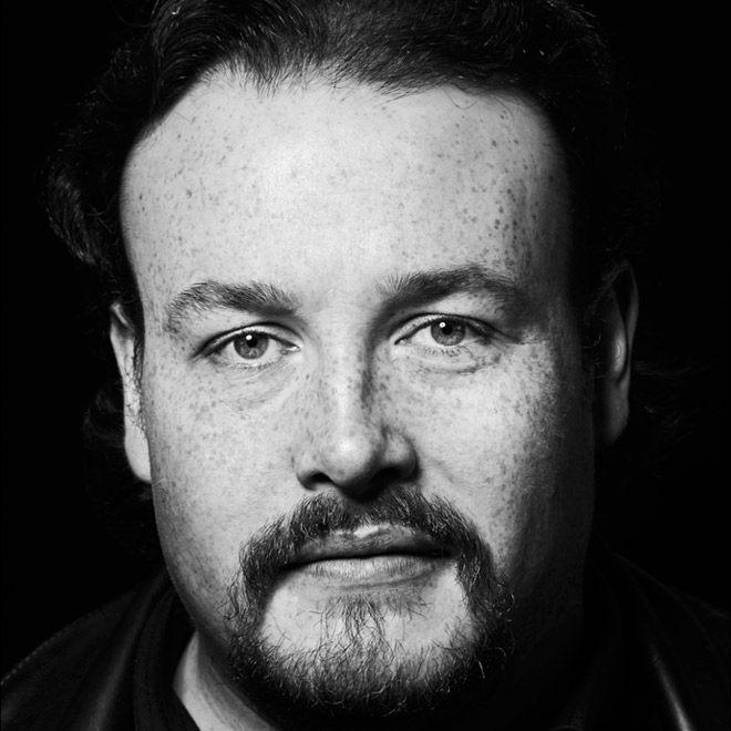 Editor Russel McLean