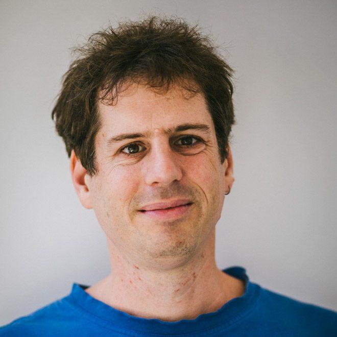 Editor Sam Jordison