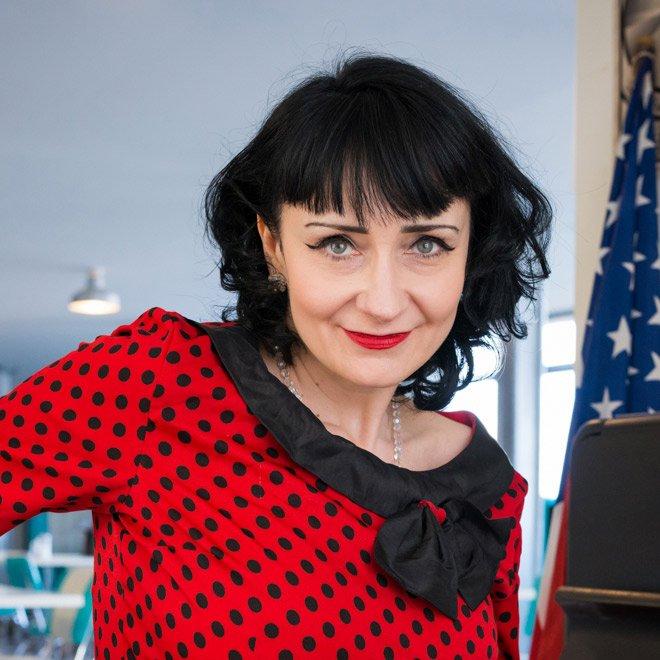 Editor Sharon Zink