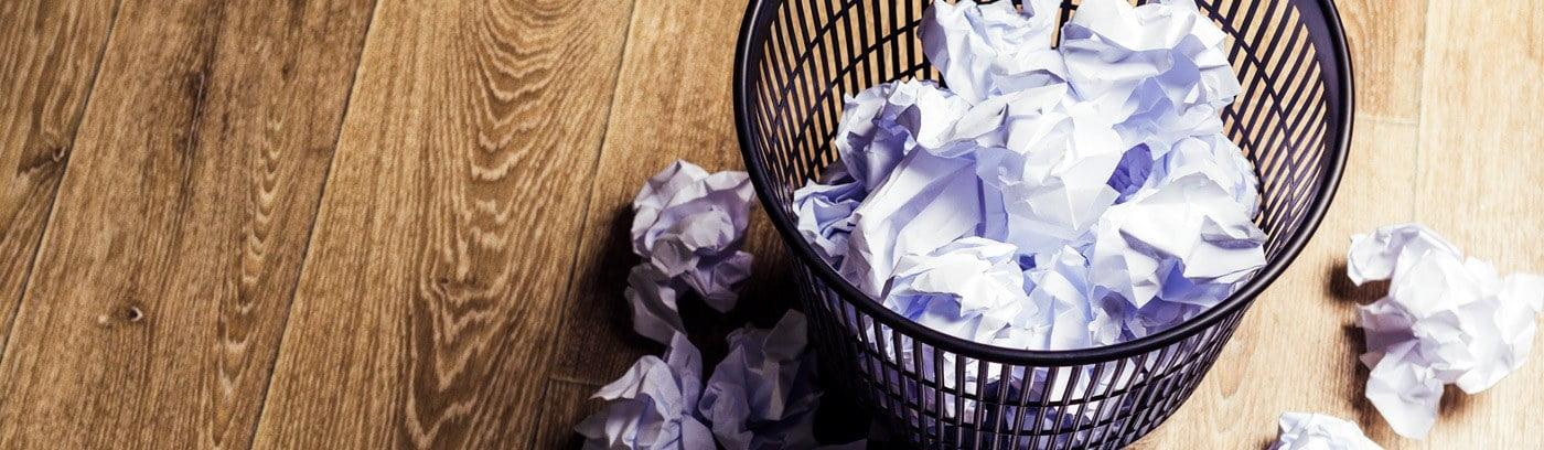 common novel writing mistakes